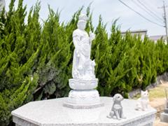 ペット観音霊廟「絆」