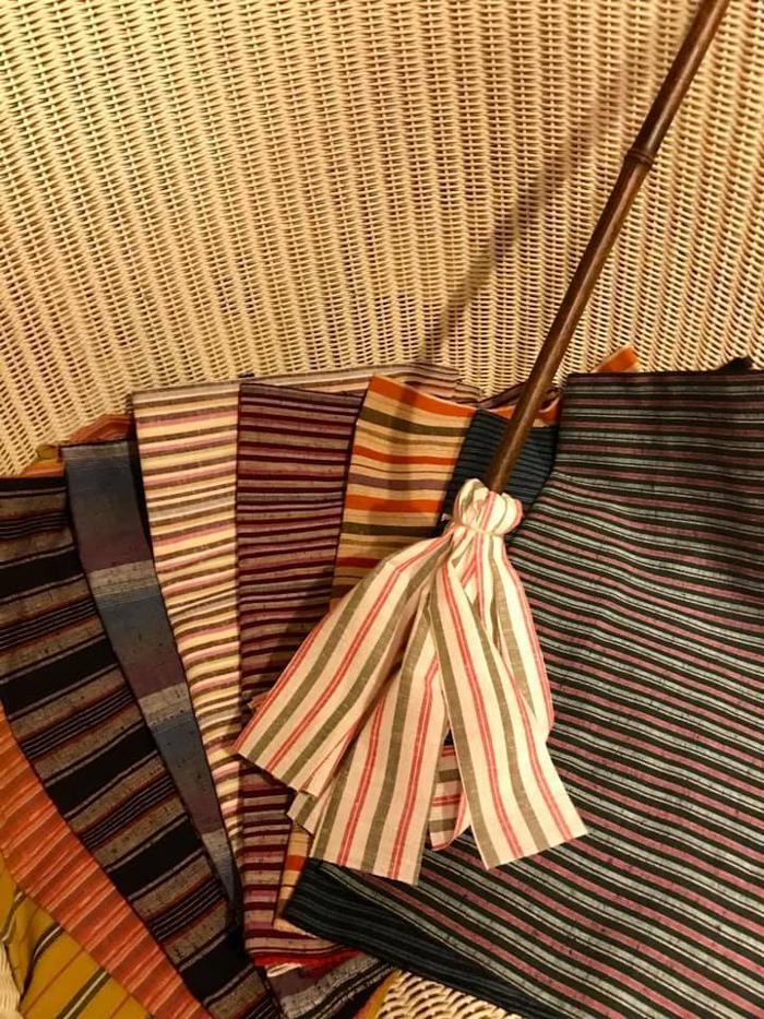 福応茶房vol.5~遠州綿紬を使ってはたき作り~ のご案内